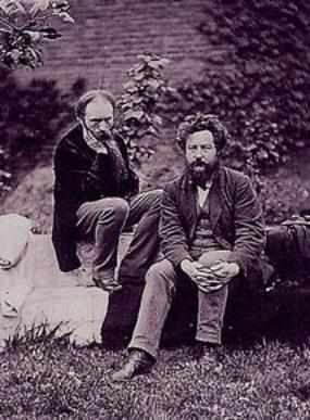 William Morris and Edward Burne-Jones