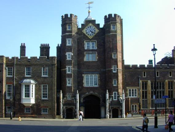 St. James's Palace, London