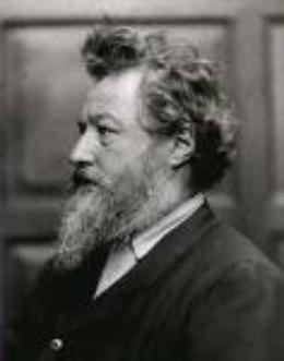 Morris in later life