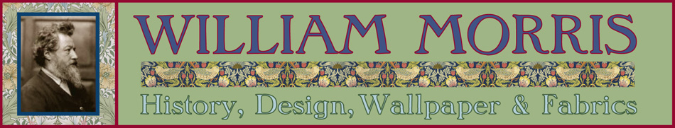 William Morris Wallpapers & Fabrics