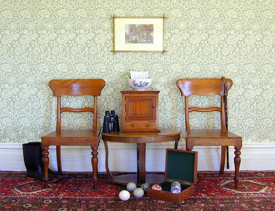 Where Can I William Morris Wallpaper